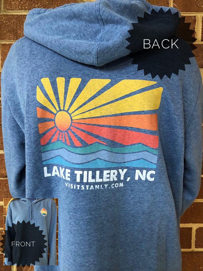 Lake Tillery Hoodie
